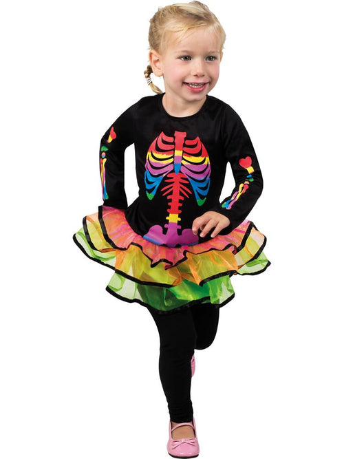 Brightly Bony - Child Costume