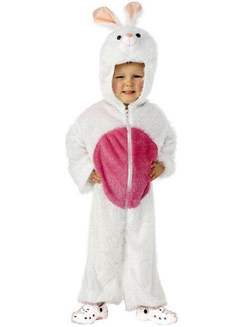 Children's White Bunny Costume