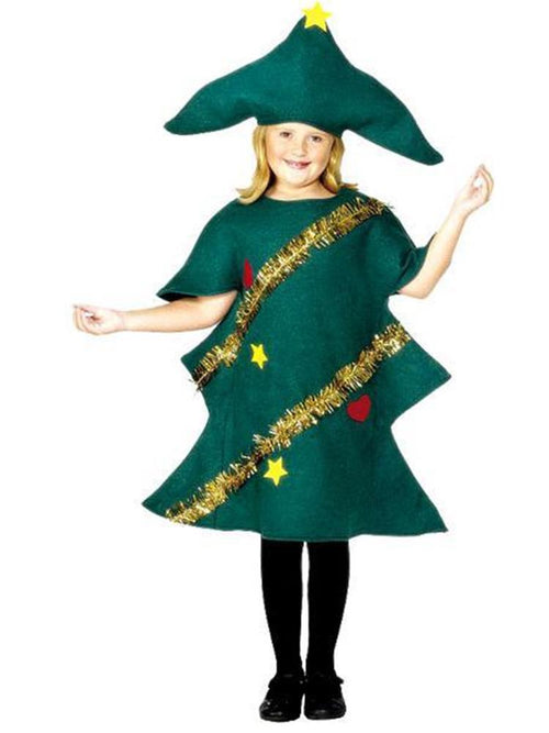 Christmas Tree Childrens Costume