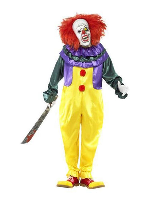 Classic Horror Clown - Costume