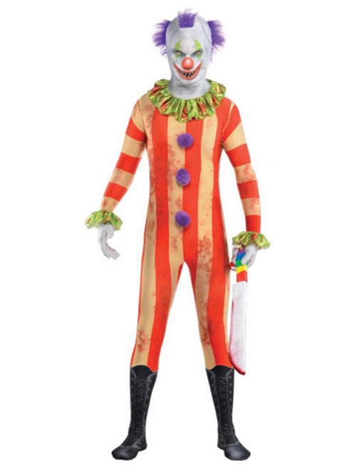 Clown Party Suit - Costume