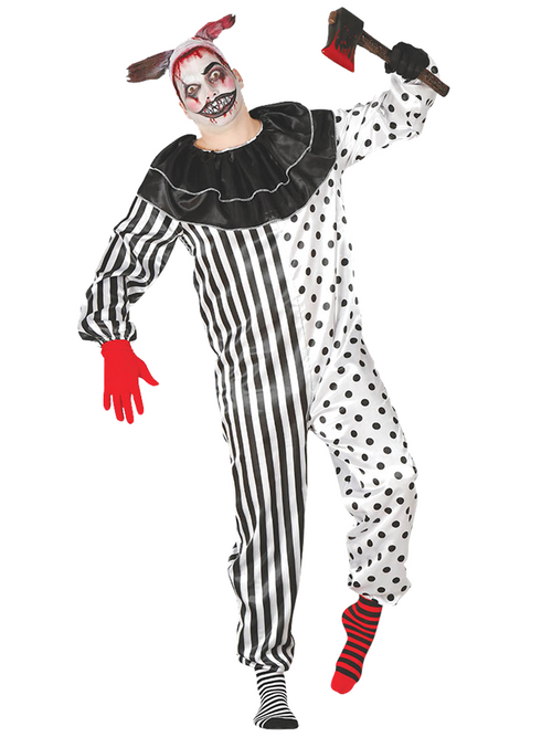 Crazy Clown - Costume