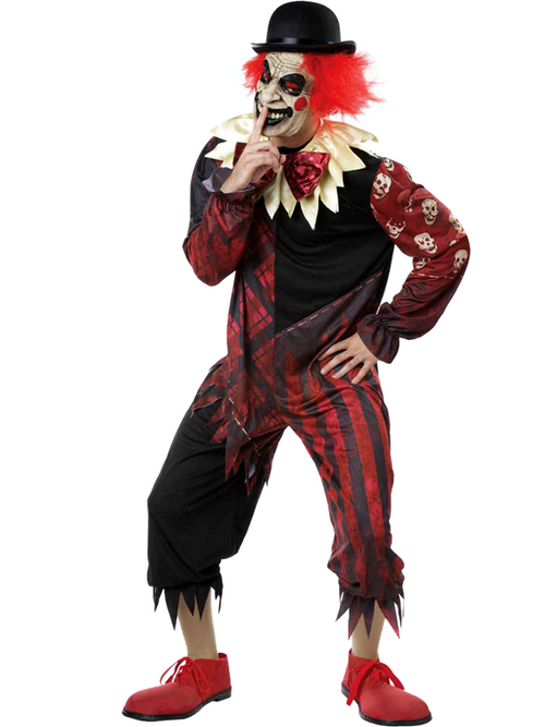 Creepo the Clown - Costume