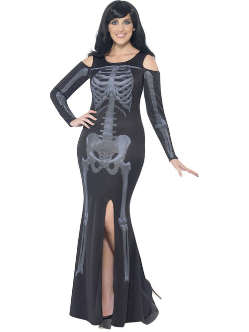 Curves Skeleton - Costume