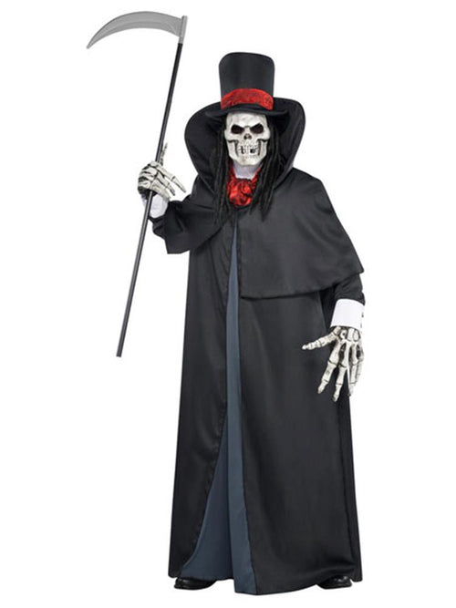 Dapper Death - Costume