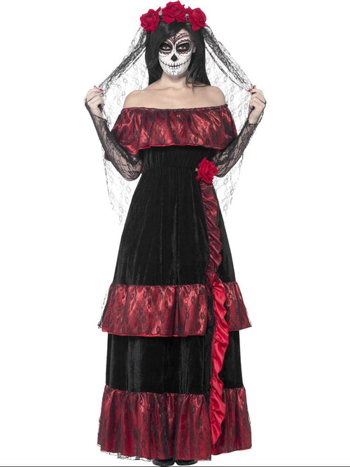 Day of the Dead Bride - Adult Costume