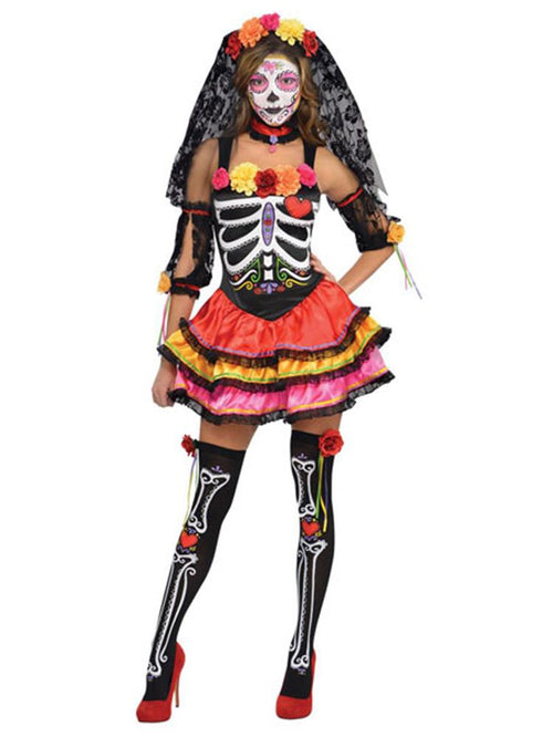 Day of the Dead Senorita - Costume