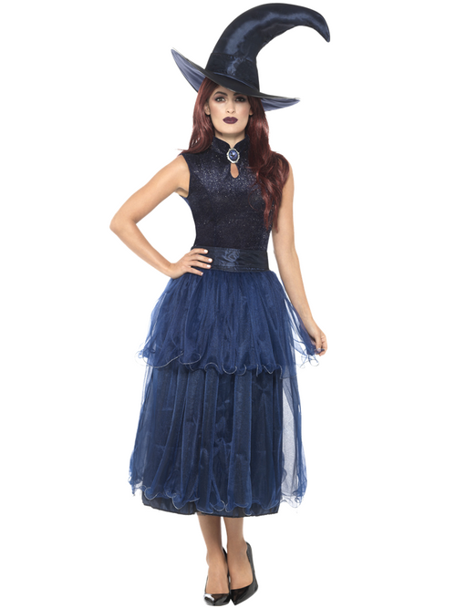Deluxe Midnight Witch - Costume