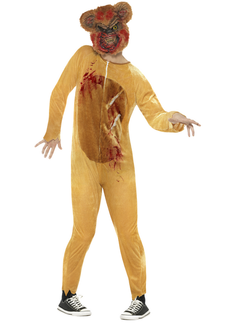 Deluxe Zombie Teddy Bear - Costume