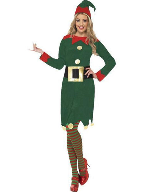 Elf Dress and Hat