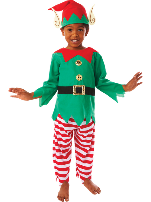 Elf With Hat And Ears- Child Costume