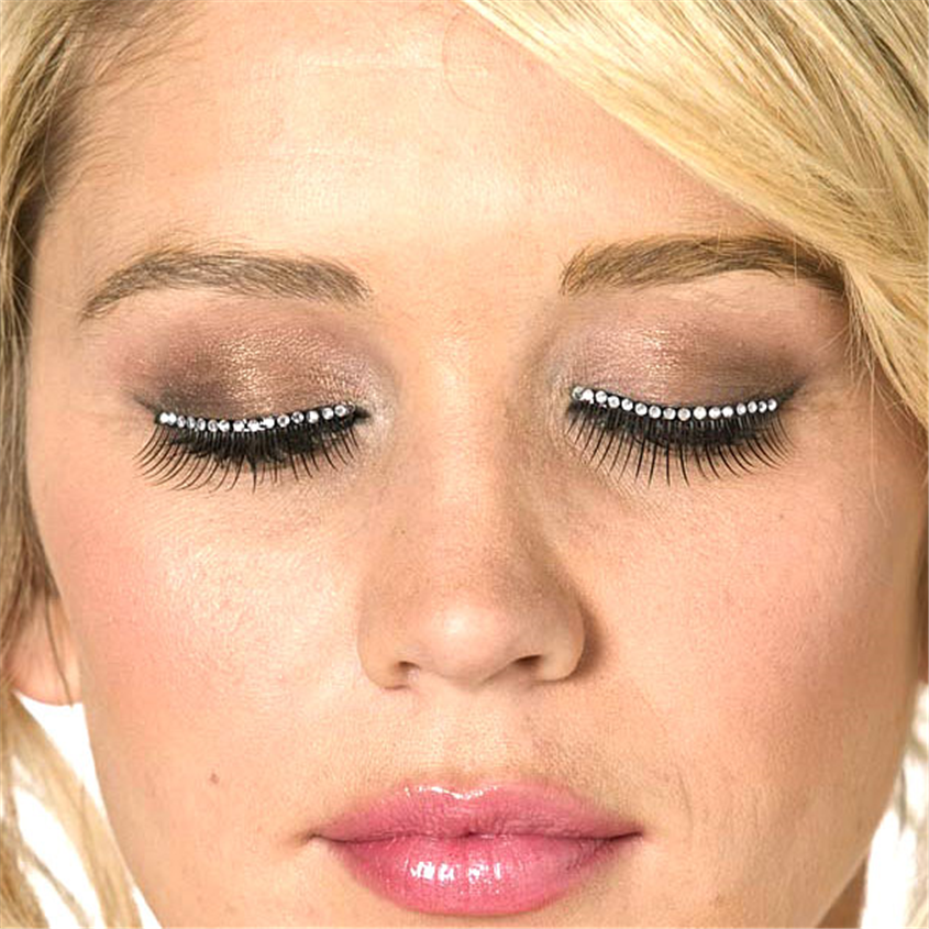 Eyelashes - Crystal Eyelashes
