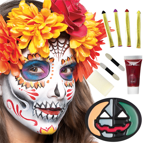 Family Face Paint Kit