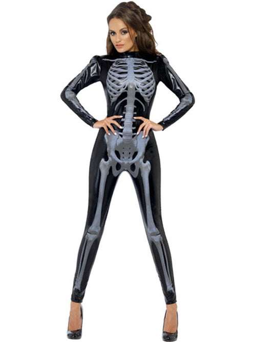 Fever Skeleton - Adult Costume