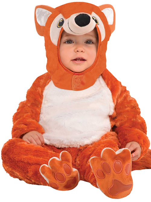 Furry Fox - Baby Costume