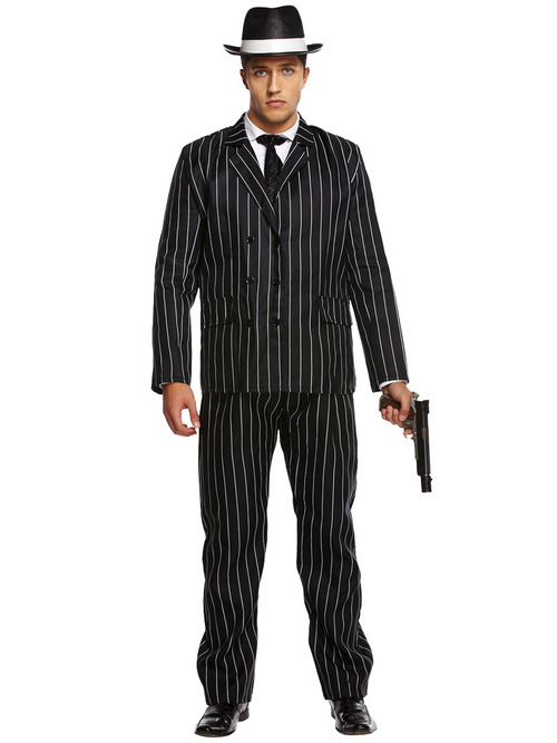 Gangster Value Suit - Costume