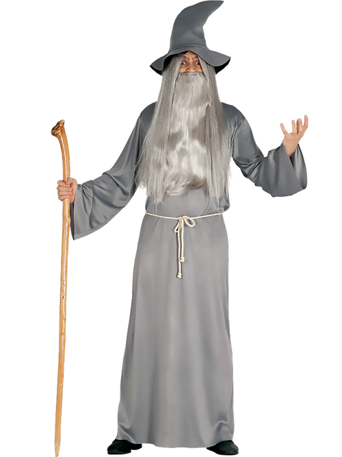 Grey Wizard - Costume