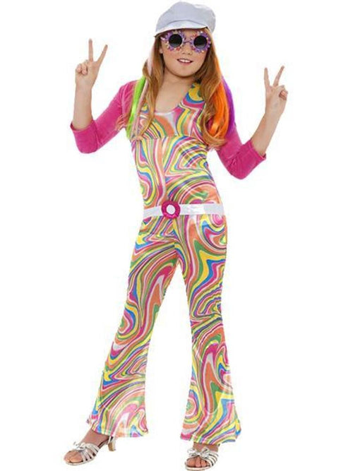 Groovy Glam Girl - Child Costume