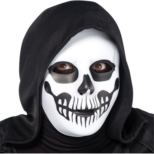 Horror Skull Mask - Scary Halloween Mask