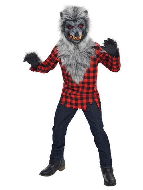 Hungry Howler - Child Costume