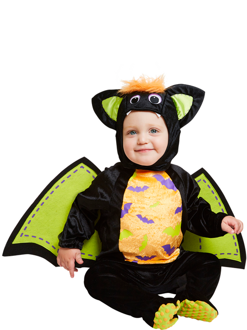 Iddy Biddy Bat - Toddler and Child