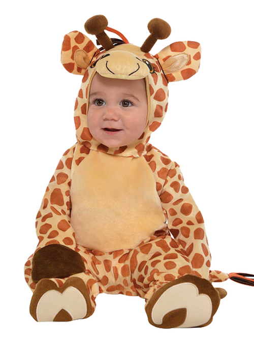 Junior Giraffe - Baby Costume