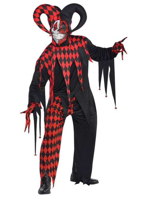 Krazed Jester - Costume