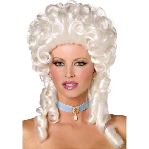 Lady Baroque - Marie Antoinette - White Wig