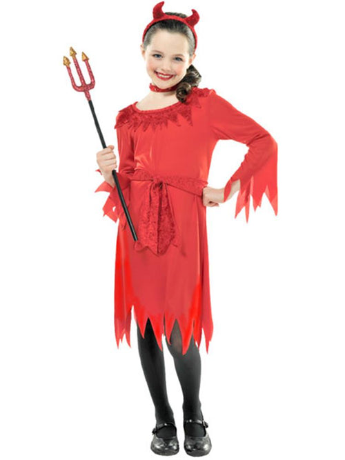 Lil' Devil - Child Costume