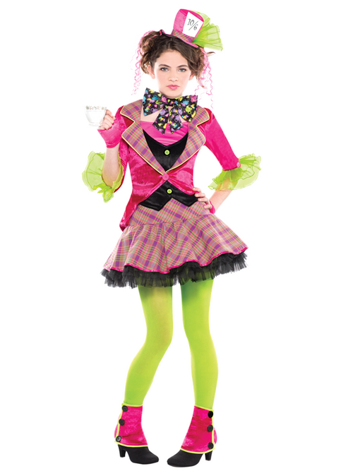 Mad Hatter- Child & Teen Costume