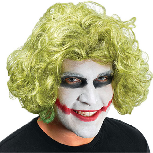 Mad Man Wig - Joker Green Wig