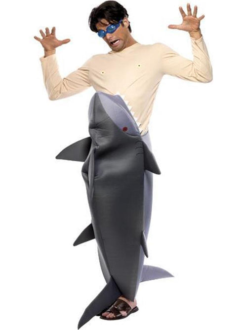 Man Eating Shark