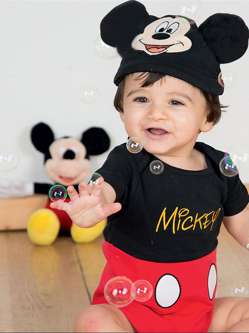 Mickey Mouse Jersey Set - Infant Costume