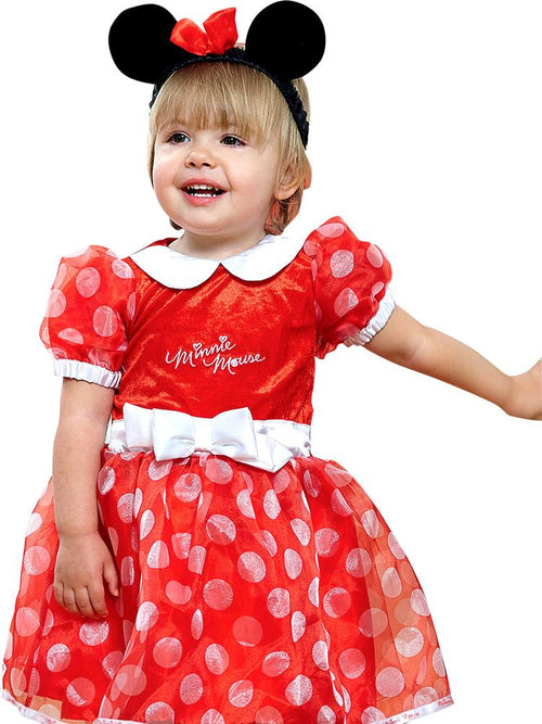 Minnie Mouse - Baby Costume