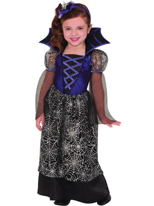 Miss Wicked Web - Child Costume