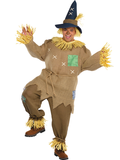 Mr. Scarecrow Plus Size