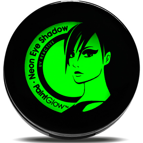 Neon UV Eye Shadow Green