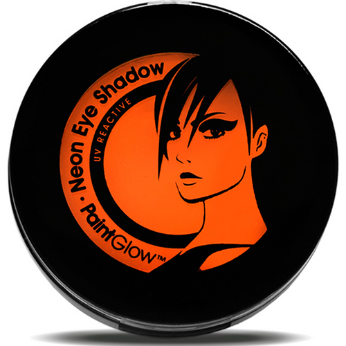 Neon UV Eye Shadow Orange