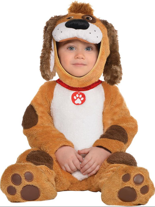 Playful Pup - Baby Costume
