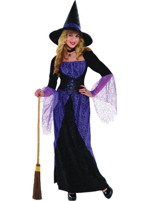 Pretty Potion Witch - Costume