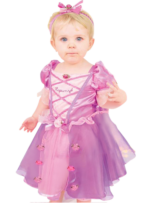 Rapunzel - Baby and Toddler Costume