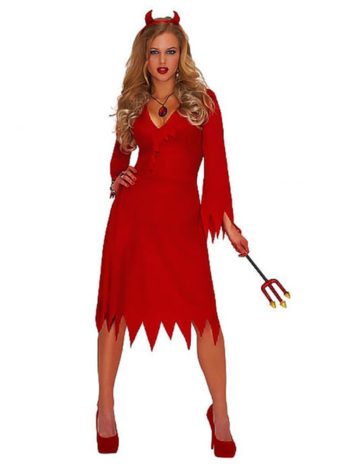 Red Hot Devil - Adult Costume