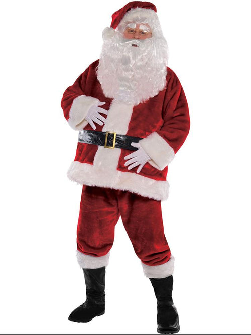 Regal Santa Suit