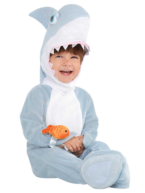 Shark Attack - Baby Costume