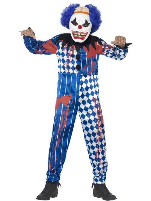 Sinister Clown - Child Costume