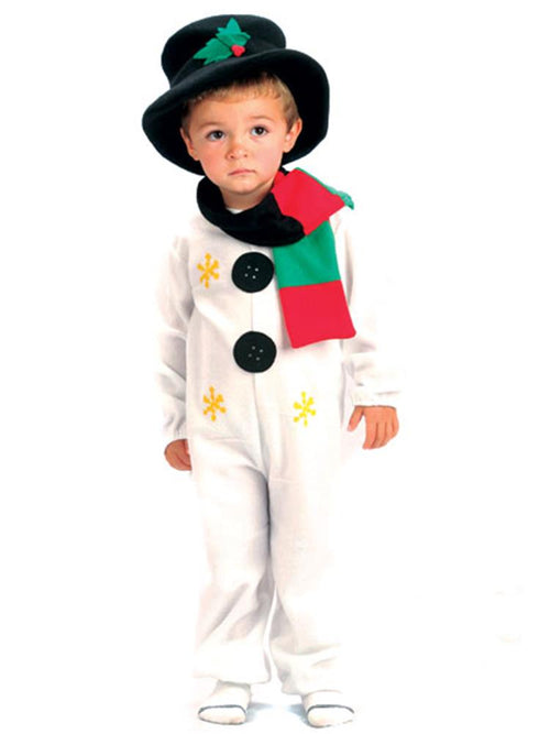 Snowman - Toddler and Child Costume