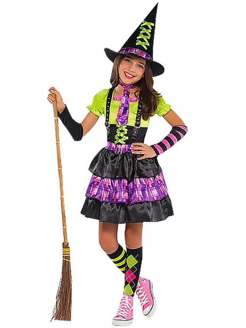 Spellbound Witch - Child Costume