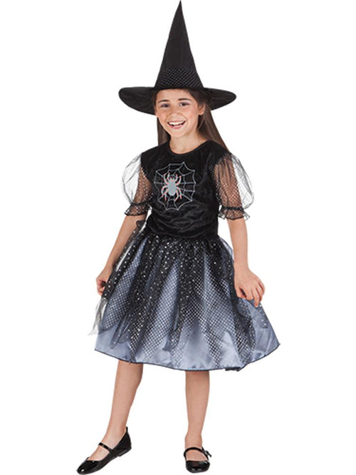 Spider Witch - Child Costume