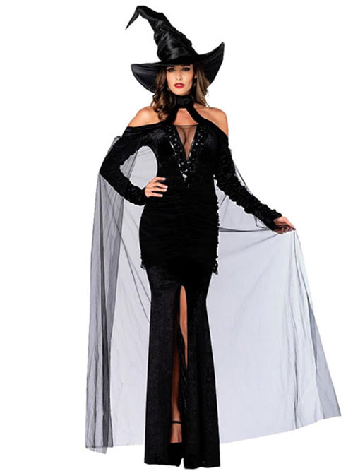 Sultry Sorceress - Adult Costume