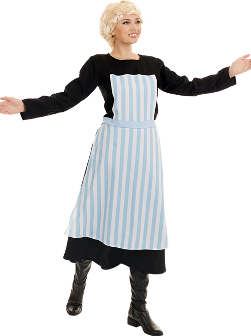 Swiss Nanny Costume
